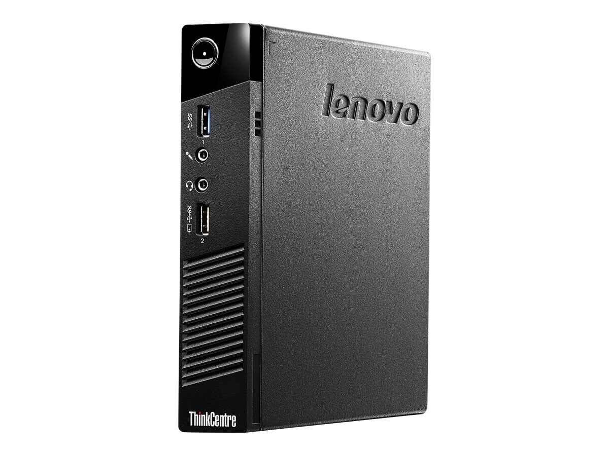 Lenovo ThinkCentre M93p : 2.0GHz Core i7 8GB RAM 256GB hard drive