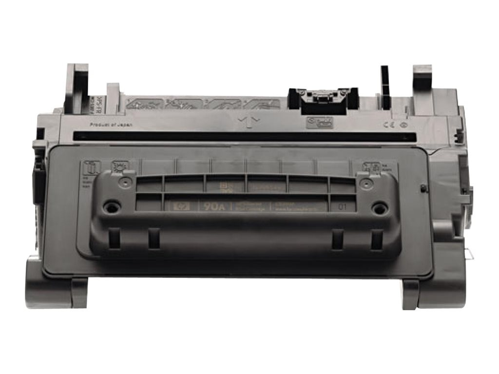 Ereplacements CE390A Black Toner Cartridge for HP LaserJet M4555h & M601 2 3, CE390A-ER