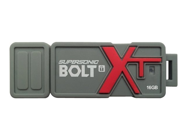 Patriot Memory 16GB Supersonic Boost XT USB 3.0 Flash Drive, PEF16GSBTUSB