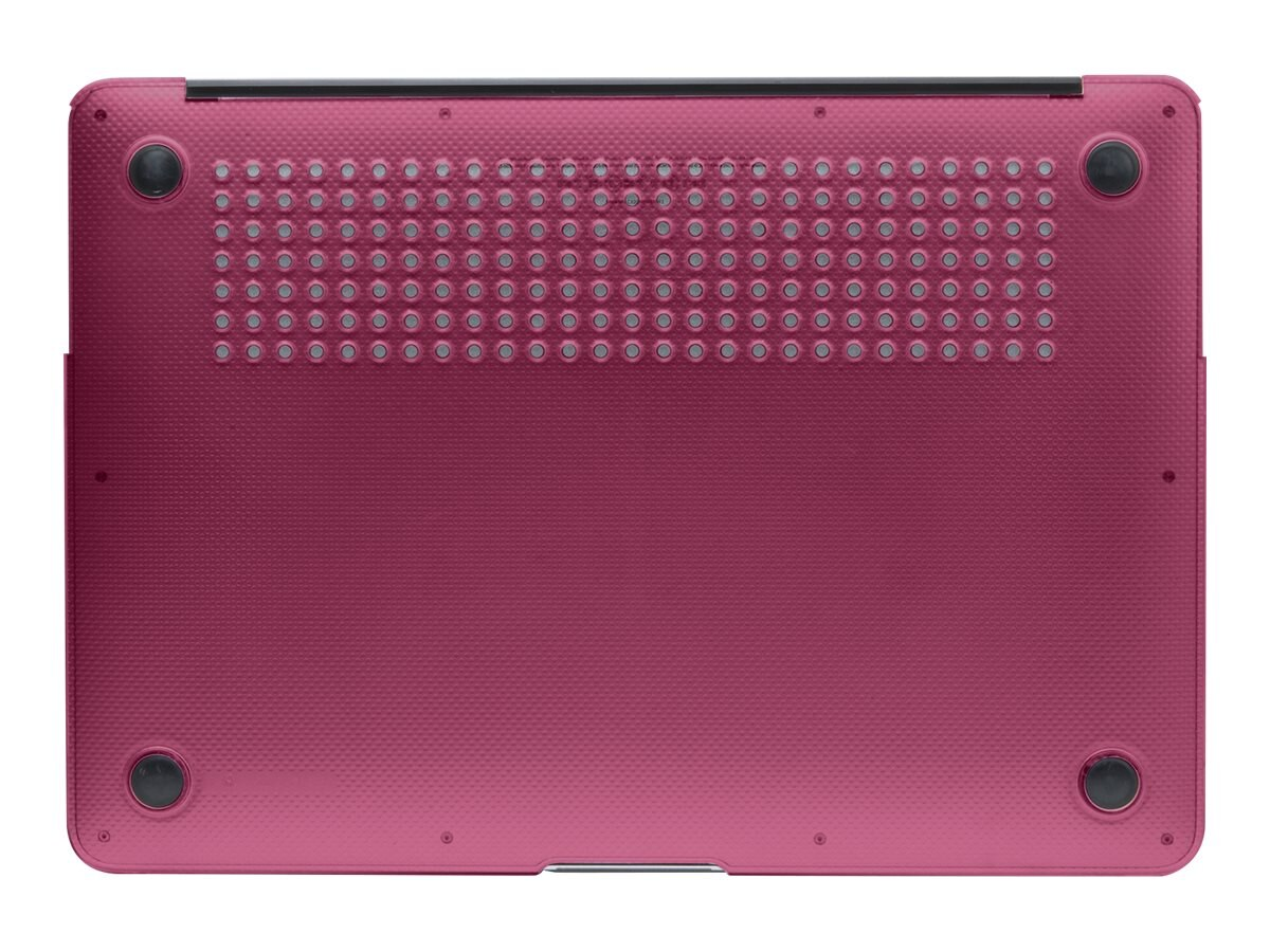 Incipio Incase Hardshell Dots Case for MacBook Air 11, Pink Sapphire, CL60617