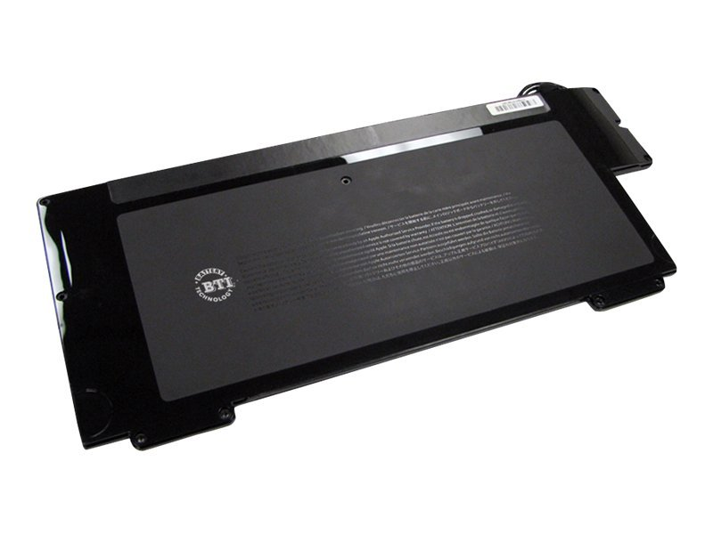 BTI Battery, Li-poly 7.2V 5000mAh 4-cell for MacBook Air 13, MC-MBKAIR