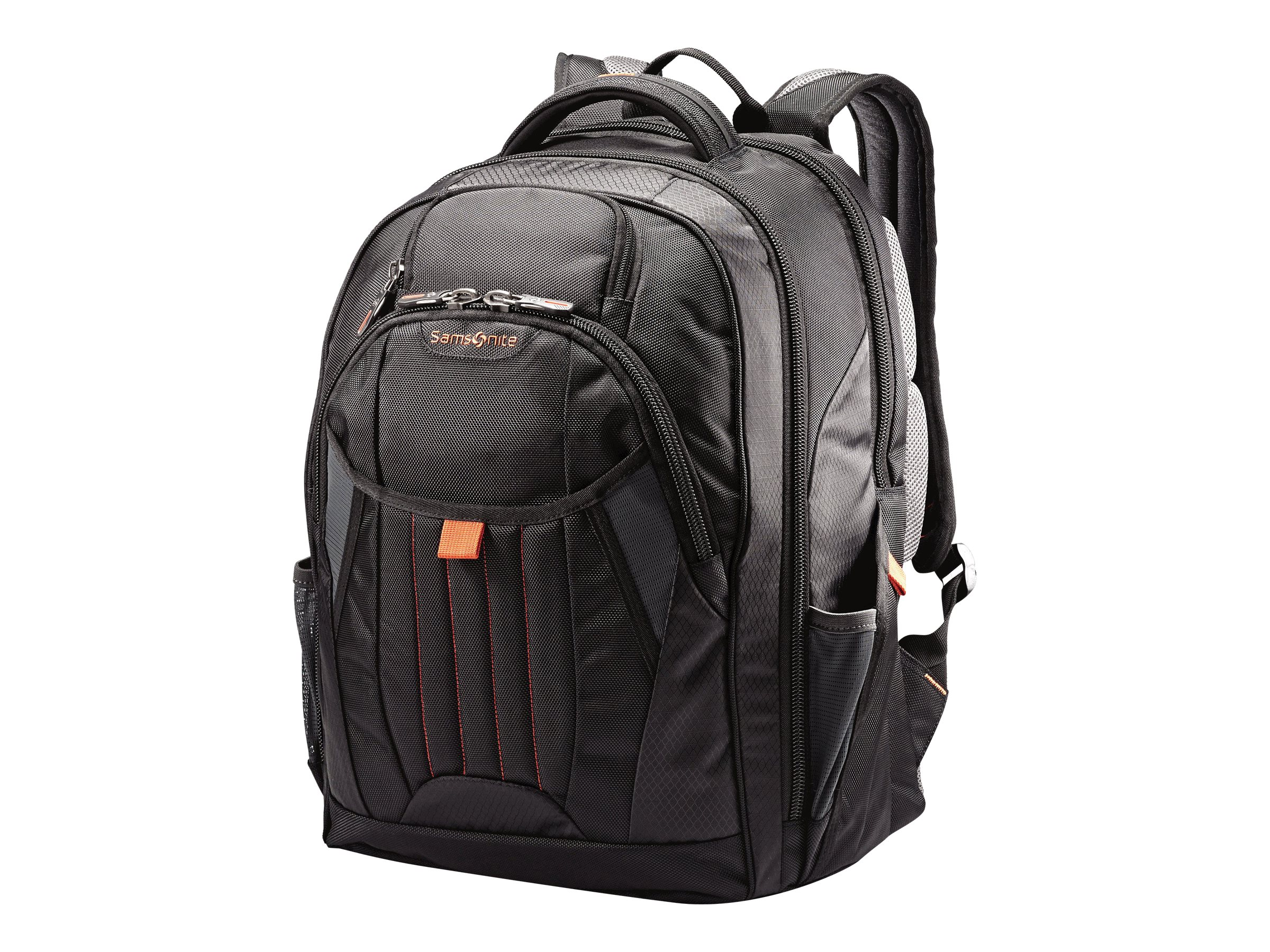 Stephen Gould Tectonic 2 Large Backpack 17, Black Orange, 66303-1070