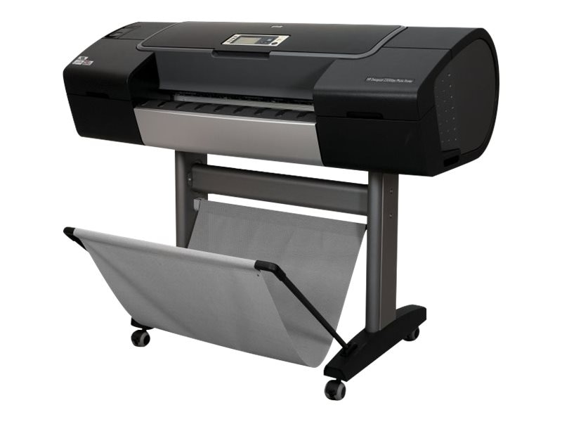 HP DesignJet Z3200ps 24 Photo Printer, Q6720B#BCB, 13297552, Printers - Large Format