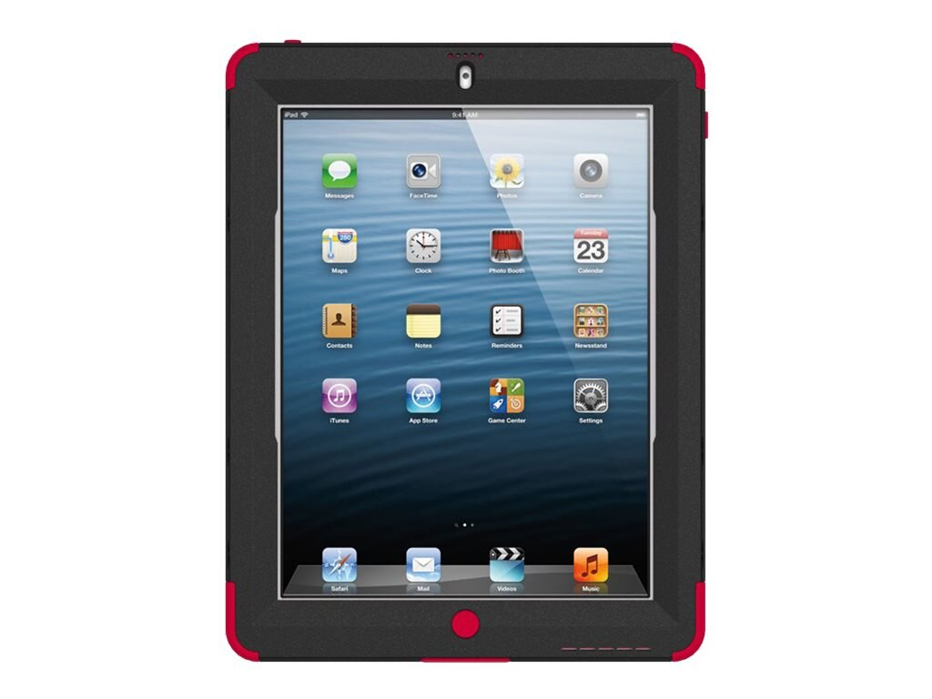 Trident Case AMS-NEW-IPADUS-RED Image 3
