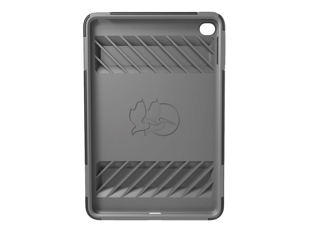 Pelican Voyager C14030 Case for iPad mini, Black Gray, C14030-M40A-BLK
