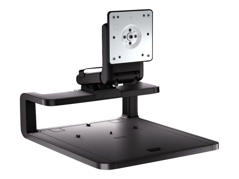 HP Adjustable Stand for Flat Panel, AW663AA#ABA, 11591011, Stands & Mounts - AV