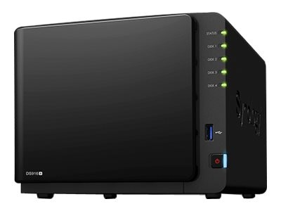 Synology DiskStation DS916+ 2GB NAS - Diskless