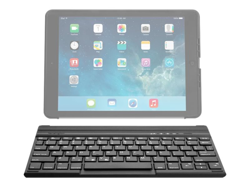 Kensington Mobile Bluetooth Keyboard, Black, K97207US, 24631907, Keyboards & Keypads