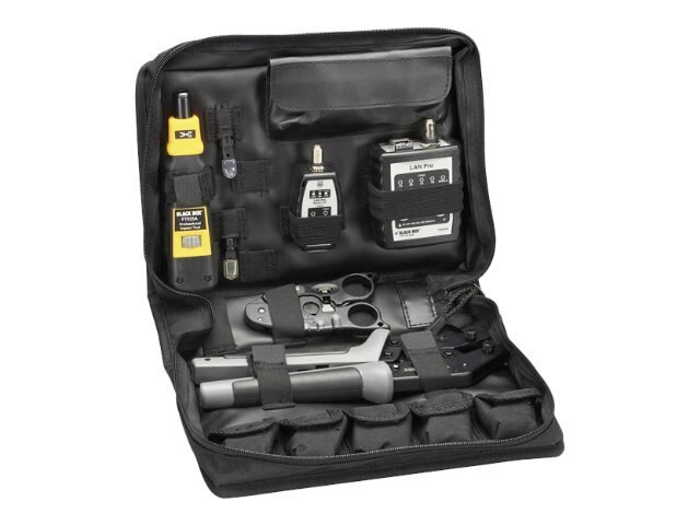 Black Box Data Pro Kit, FT115A, 5974787, Network Tools & Toolkits