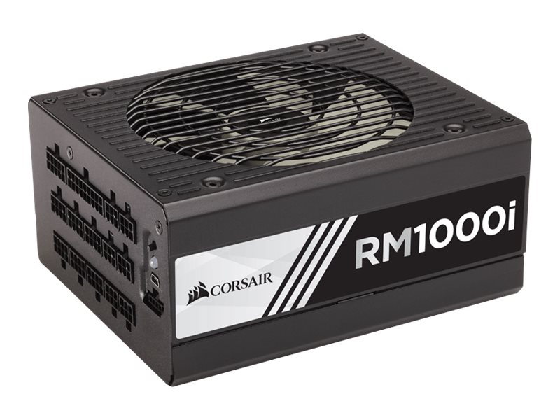 Corsair Enthusiast GS RM1000i, CP-9020084-NA, 23619295, Power Supply Units (internal)