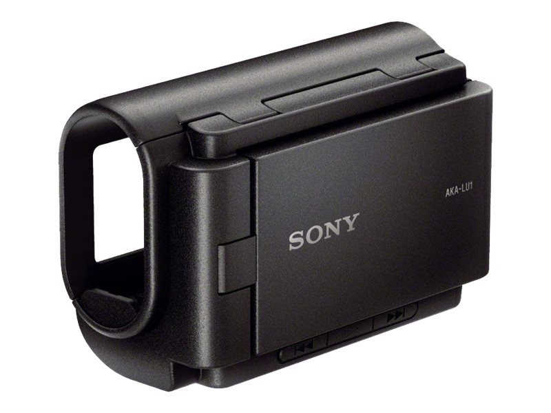 Sony Action Cam Camcorder Cradle with LCD, AKA-LU1