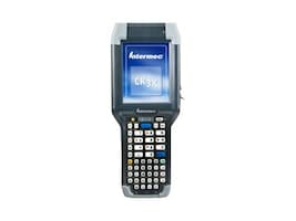 Intermec CK3XA EX25, 520MHz, 128MB 512MB, 3.5 LCD, Num Keypad, Extended Battery, WLAN, WM LP, CK3XAB4M000W4100, 30555293, Portable Data Collectors