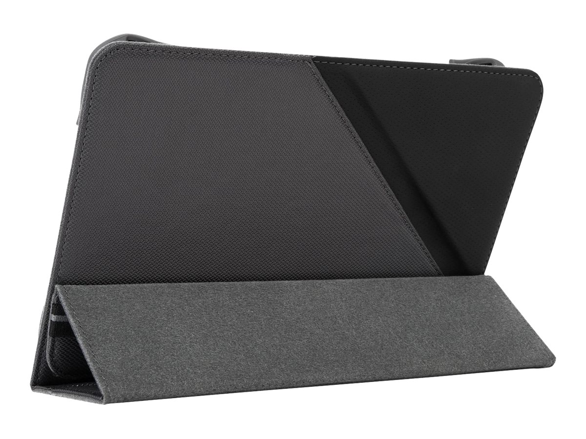 Targus Fit & Grip Universal Protective Case for 7-8 Tablets, Gray, THZ58904US