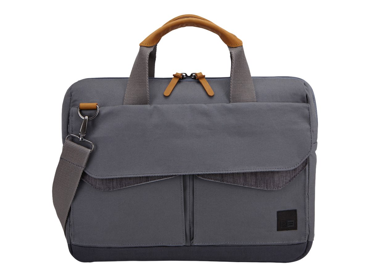 Case Logic LoDo 14 Laptop Attache, Graphite