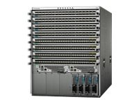 Cisco One Nexus 9508 Chassis w 8 Line Card Slots, C1-N9K-C9508, 29322572, Network Switches