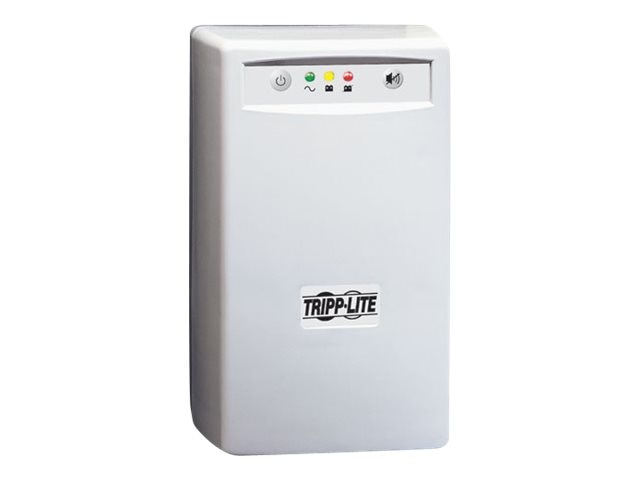 Tripp Lite 500VA UPS Ultra Compact Tower Standby (6) Outlet, INTERNETOFFICE500, 57225, Battery Backup/UPS