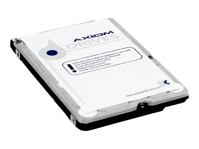 Axiom 750GB SATA 6Gb s 2.5 Notebook Hard Drive, AXHD7505425A38M