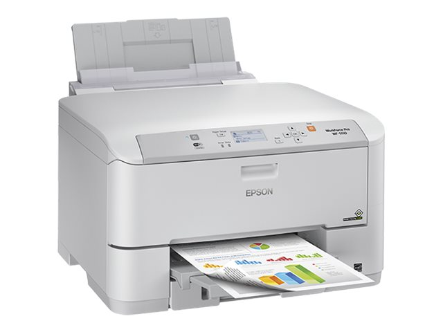 Epson WorkForce Pro WF-5110 Network Wireless Color Printer, C11CD12201