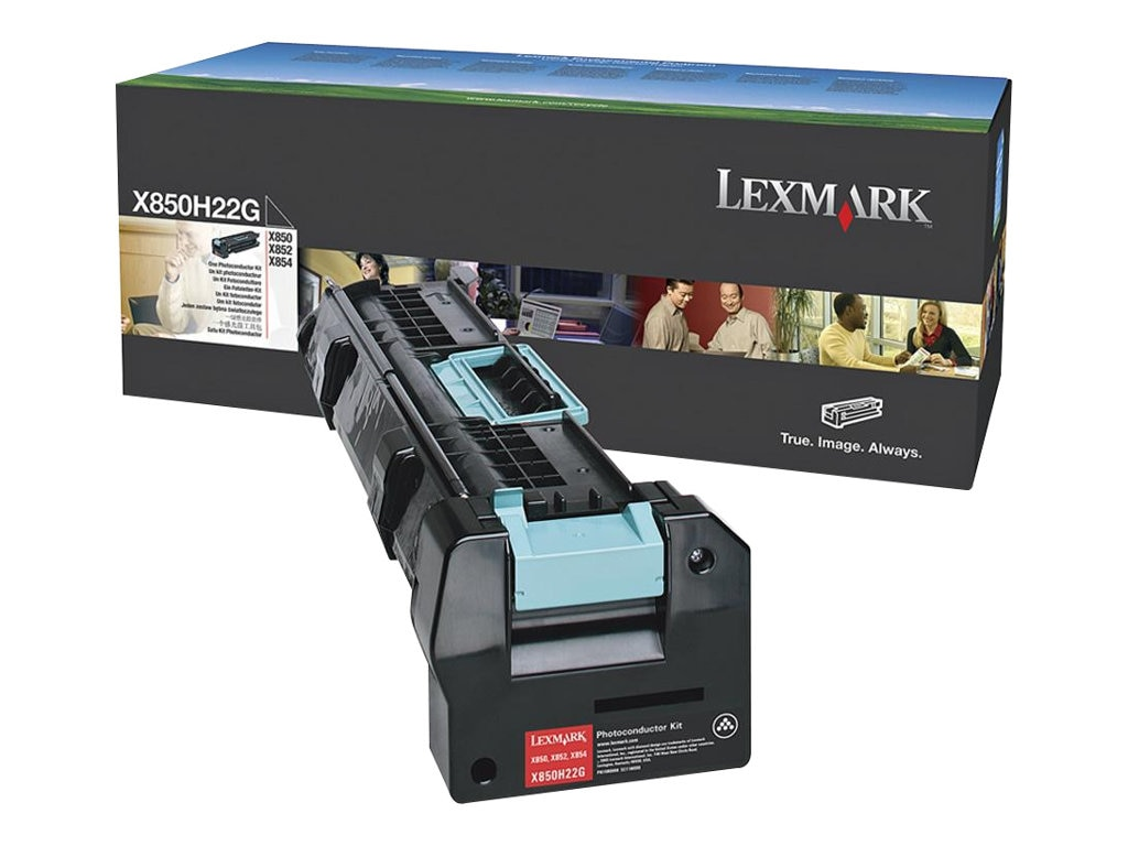 Lexmark Photoconductor Kit for X850E, X852E & X854E MFPs, X850H22G
