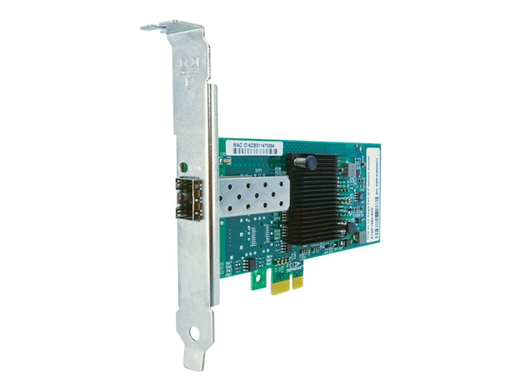 Axiom 1-Port 100Mbs SFP PCIe x1 NIC