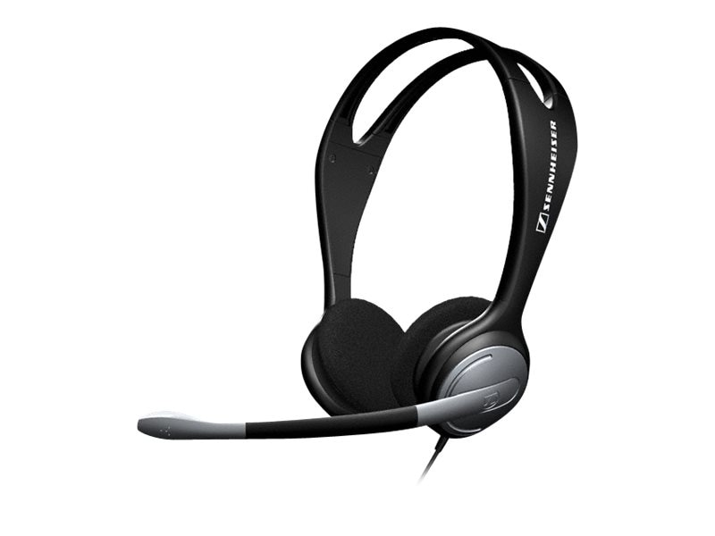 Sennheiser Over-the-Head, Double-Sided Headset, PC131, 12435044, Headsets (w/ microphone)