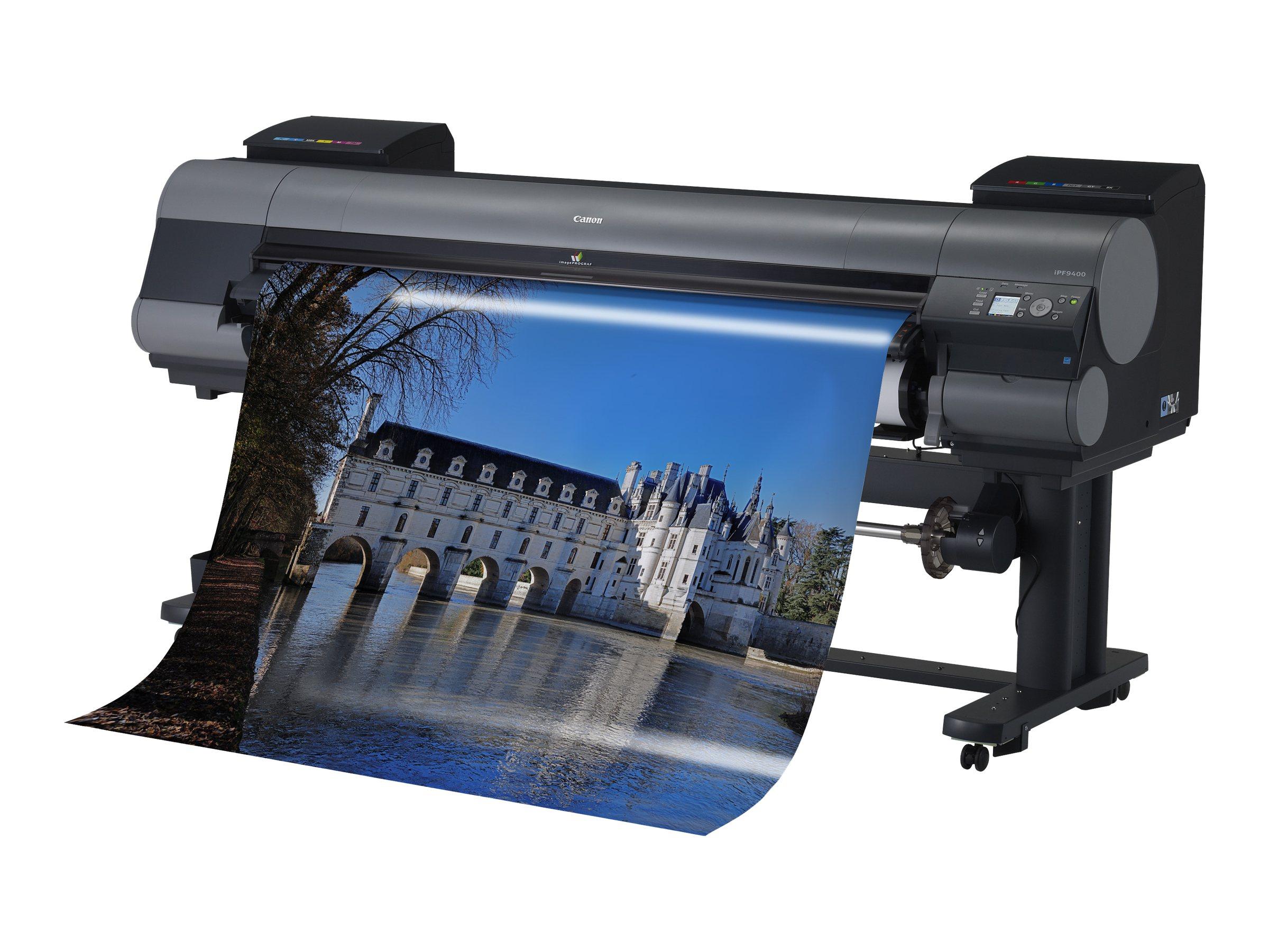 Canon imagePROGRAF iPF9400 Graphic Arts & Photo Printer