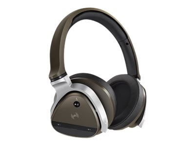 Creative Labs Aurvana Gold Headset BT ANC NFC, 51EF0570AA002, 16514461, Headsets (w/ microphone)