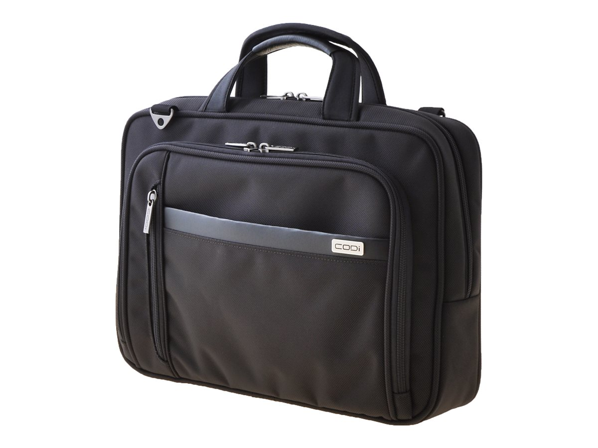 Codi Protege X2 15.6 Double Compartment Case, C1005, 16393566, Carrying Cases - Notebook