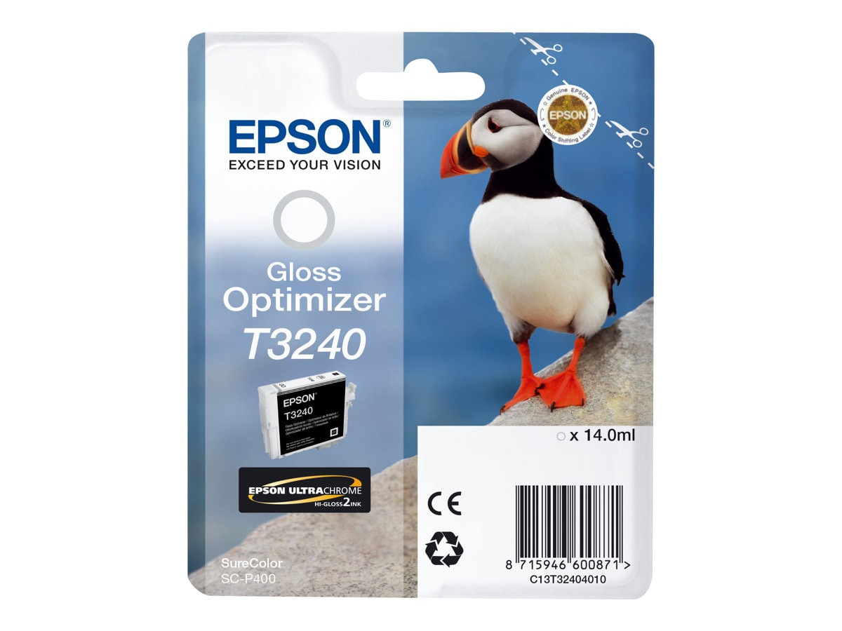 Epson 324 Gloss Optimizer Ink Cartridge, T324020