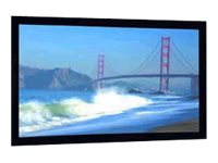 Da-Lite Cinema Contour Projection Screen, Da-Mat, 16:9, 82