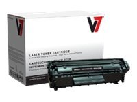 V7 V7 High Yield Toner Cartridge for HP LaserJet 1010 1012 1015 1020, V712XP, 11066988, Toner and Imaging Components