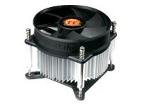 Thermaltake CLP0556 Socket 1156 CPU Cooler, CLP0556, 11149951, Cooling Systems/Fans