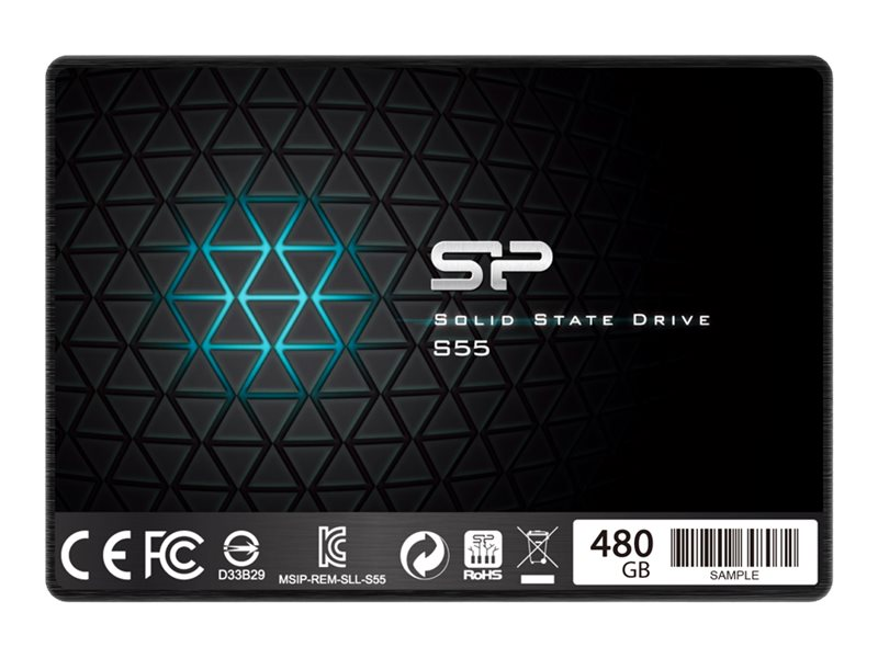 Silicon Power 480GB S55 SATA 6Gb s 2.5 Internal Solid State Drive