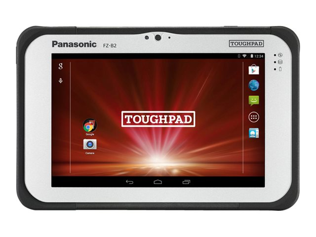 Toughpad FZ-B2 1.83GHz processor Android 4.4, FZ-B2B008BBM