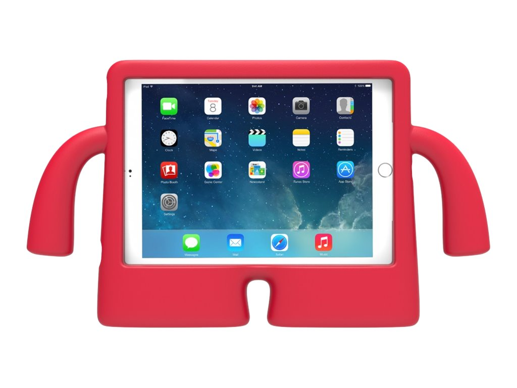 Speck iGuy iPad Case, Chili Pepper Red, SPK-A3357, 19745221, Carrying Cases - Tablets & eReaders