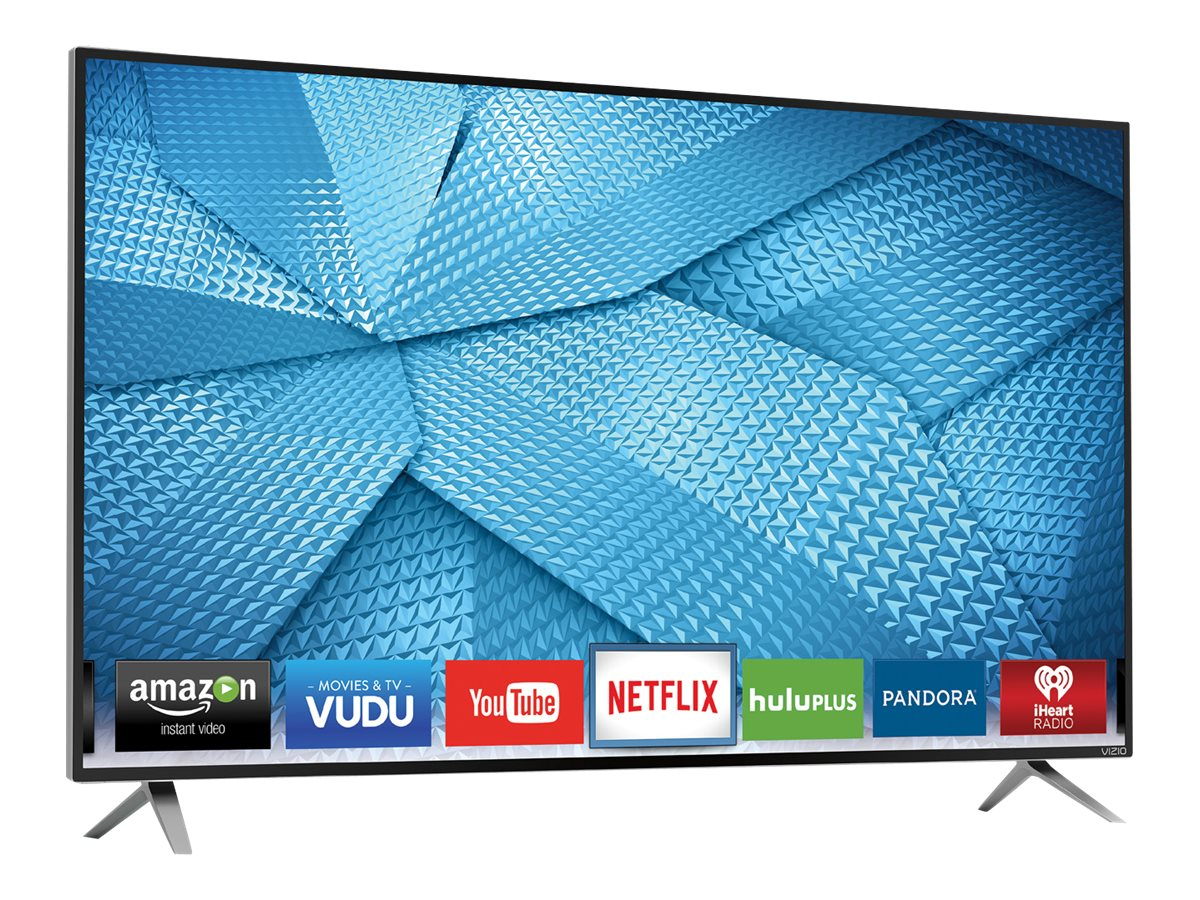 Open Box Vizio 43 M43-C1 LED-LCD Smart TV, Black