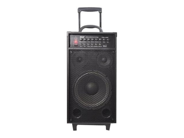 Pyle Wireless Portable BT PA Speaker System, PWMA1050BT