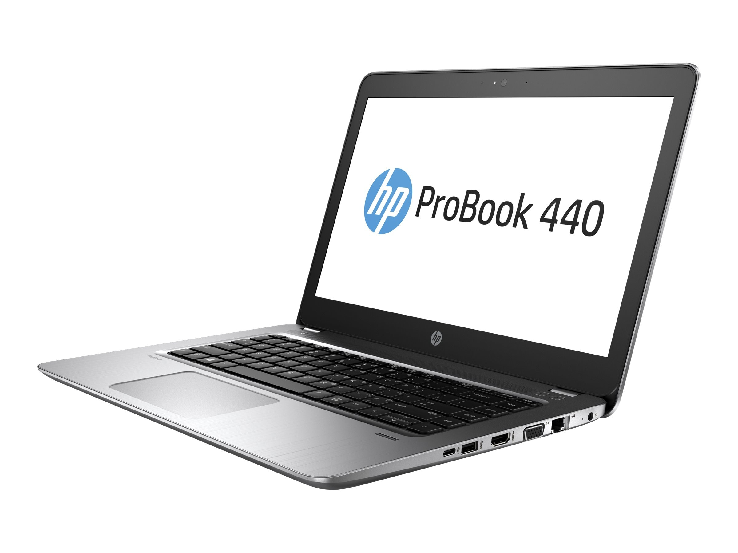 HP ProBook 440 G4 2.4GHz Core i3 14in display, Z1Z80UT#ABA
