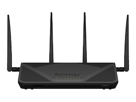 Synology RT2600ac 2.4GHZ 5GHZ GbE Wireless Router, RT2600AC, 33587071, Wireless Routers