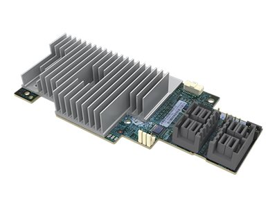 Intel 12GB S 16-Internal Port SAS SATA RAID Module, RMS3AC160