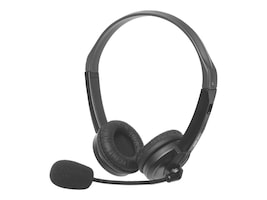 Califone GH131 XBox 1, PS4 & PC Gaming Headset via ErgoGuys, GH131, 30357625, Headsets (w/ microphone)