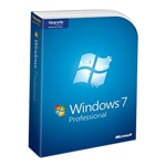 Microsoft Windows 7 Professional Upgrade FQC-00130