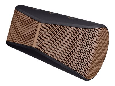 Logitech X300 Wireless Mobile Speaker - Black Brown, 984-000392, 17467205, Speakers - Audio