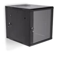 Scratch & Dent Kendall Howard Swing Out Wall Mount Cabinet, 12U, 3130-3-001-12, 33792438, Racks & Cabinets