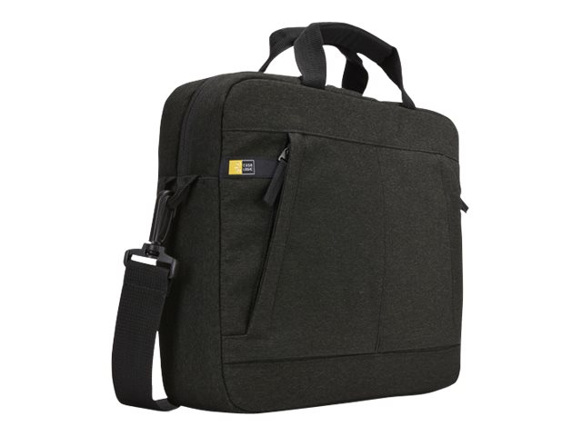 Case Logic Huxton 13.3 Laptop Attache, Black, HUXA113BLACK