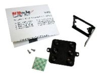 RF IDeas pcProx Air ID Mounting Bracket Kit, KT-SHBKT, 11128835, PC Card/Flash Memory Readers