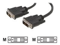 Belkin DVI-D Single Link Cable, 14in, F2E7171-14IN-SV, 10060921, Cables