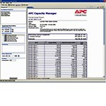 APC Capacity Manager Energy Cost Management Module, AP9135, 10198735, Battery Backup Accessories