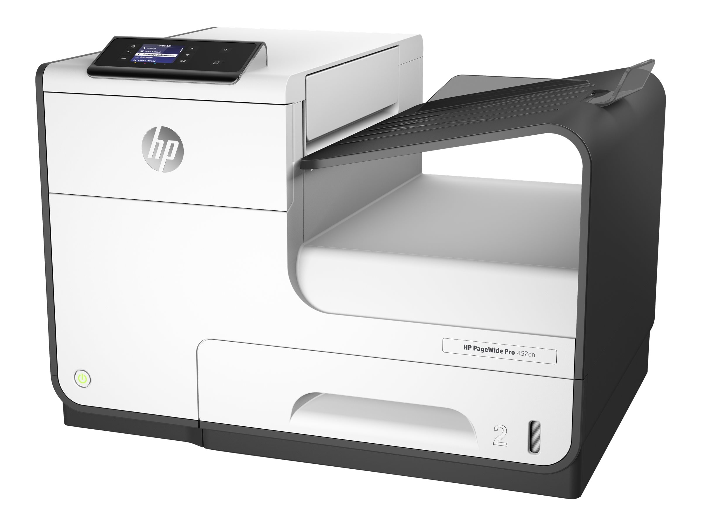 HP PageWide Pro 452dn Printer (VPA)