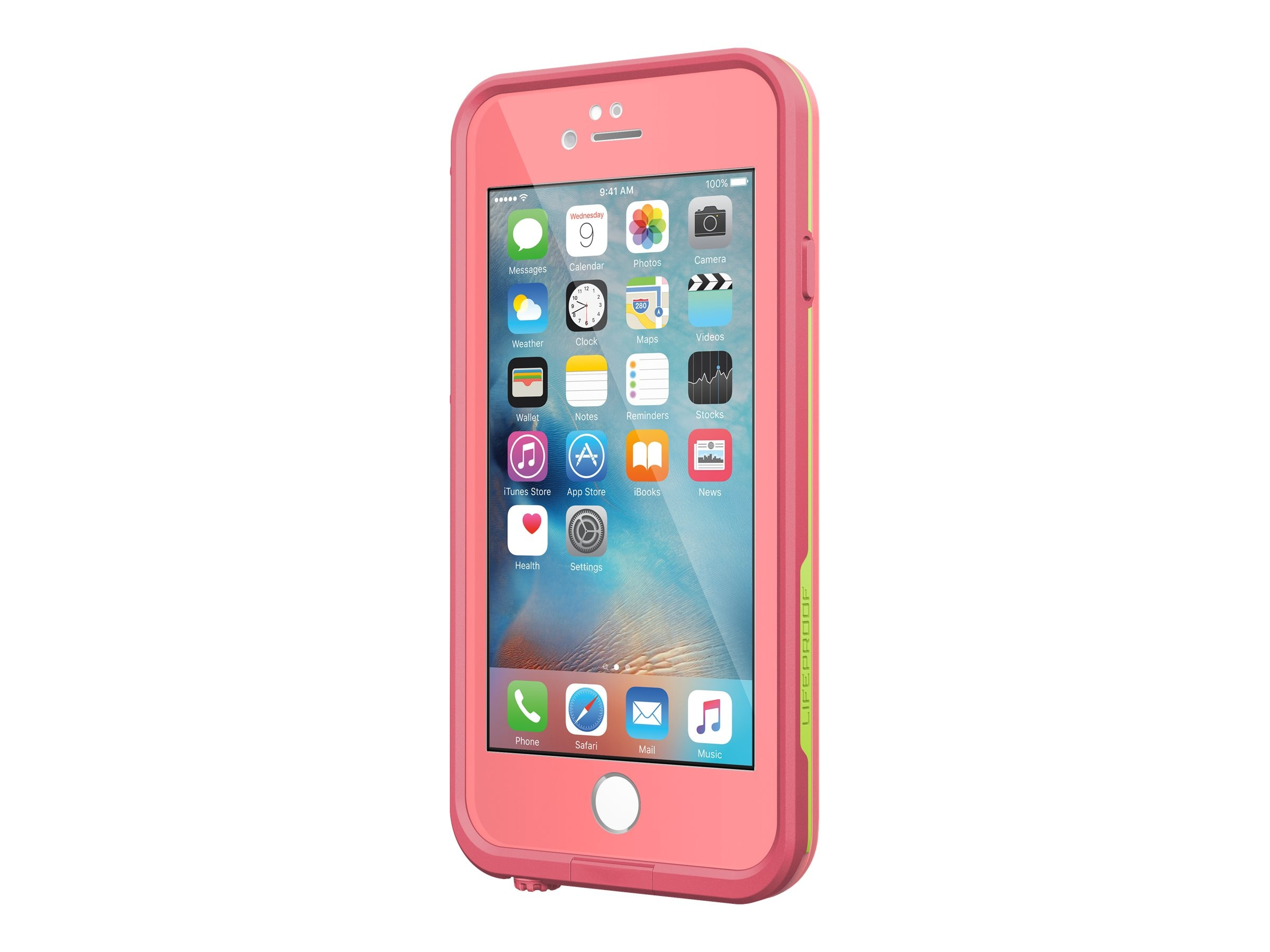 Lifeproof fre Case for iPhone 6 6S, Sunset